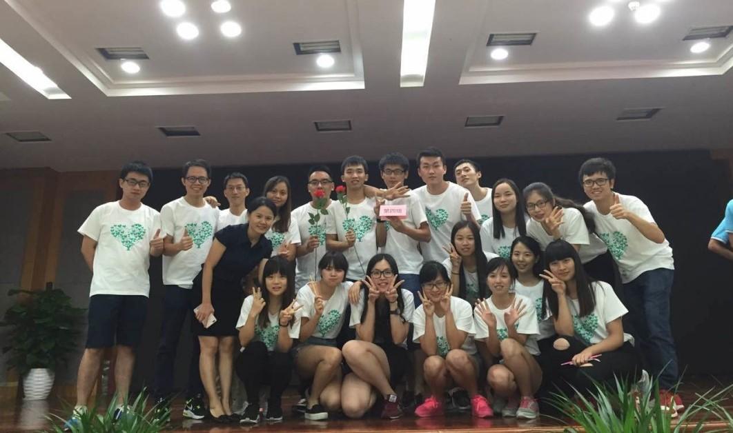 麦骏科技(深圳)有限公司,2016年部分员工合影
