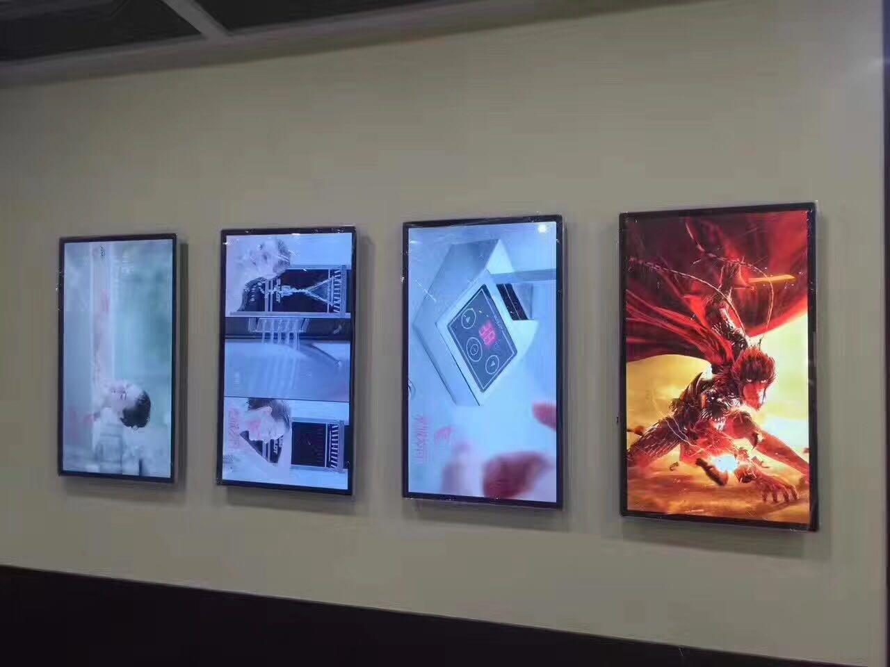 液晶广告机在数字展厅中的解决方案