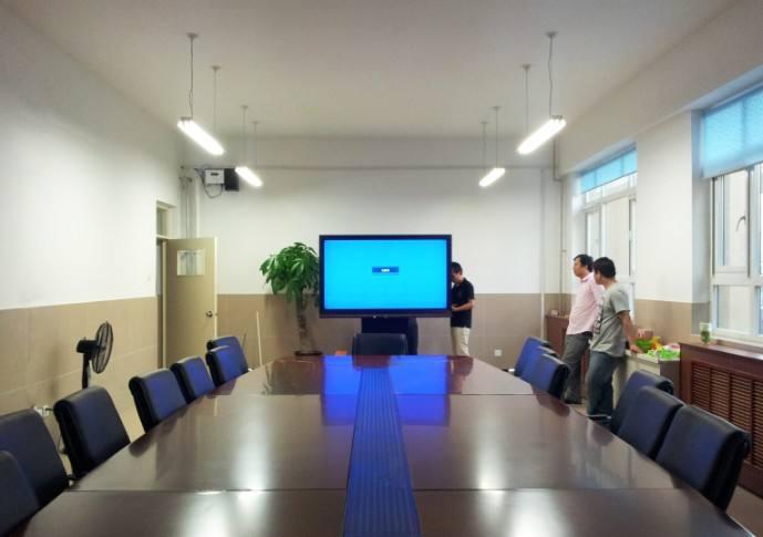 局域网楼宇广告机与电视会议系统结合解决方案(图文)