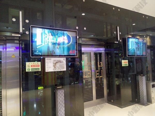 楼宇广告机安装在电梯口或者电梯内的优势有哪些?(图文)