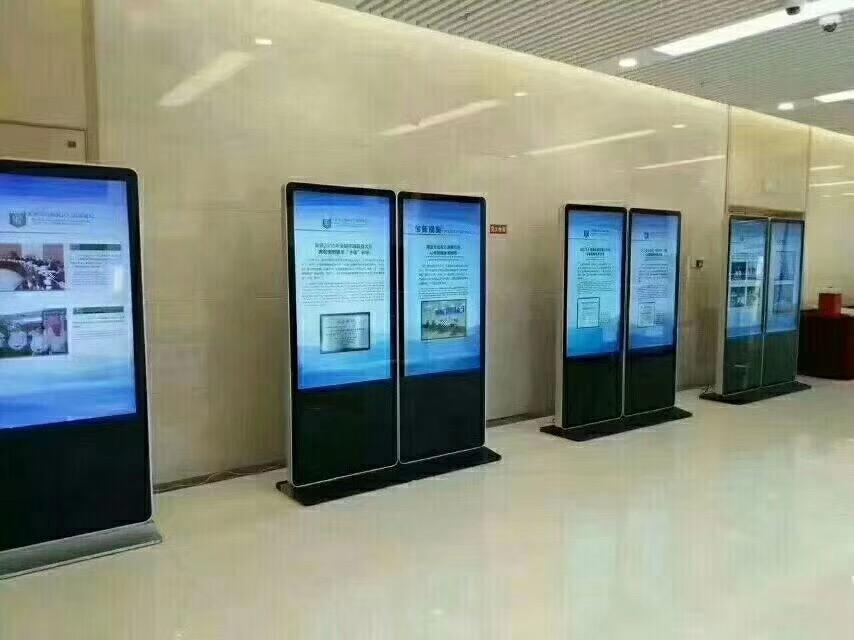 网络广告机政务大厅应用案例(图文)